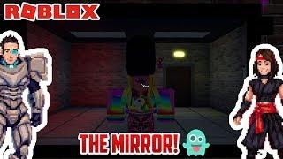 Roblox: THE MIRROR! SPOOKY