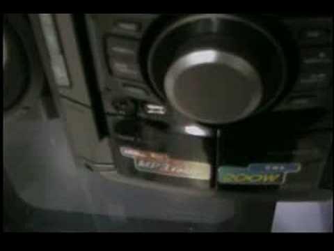 MINI-SYSTEM LG MCD212 - Hi Fi Show Brasil Brazil 2008