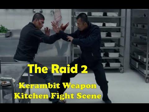 The Raid 2 - (Kerambit weapon scene)  Iko Uwais VS Cecep Arif Rahman poster