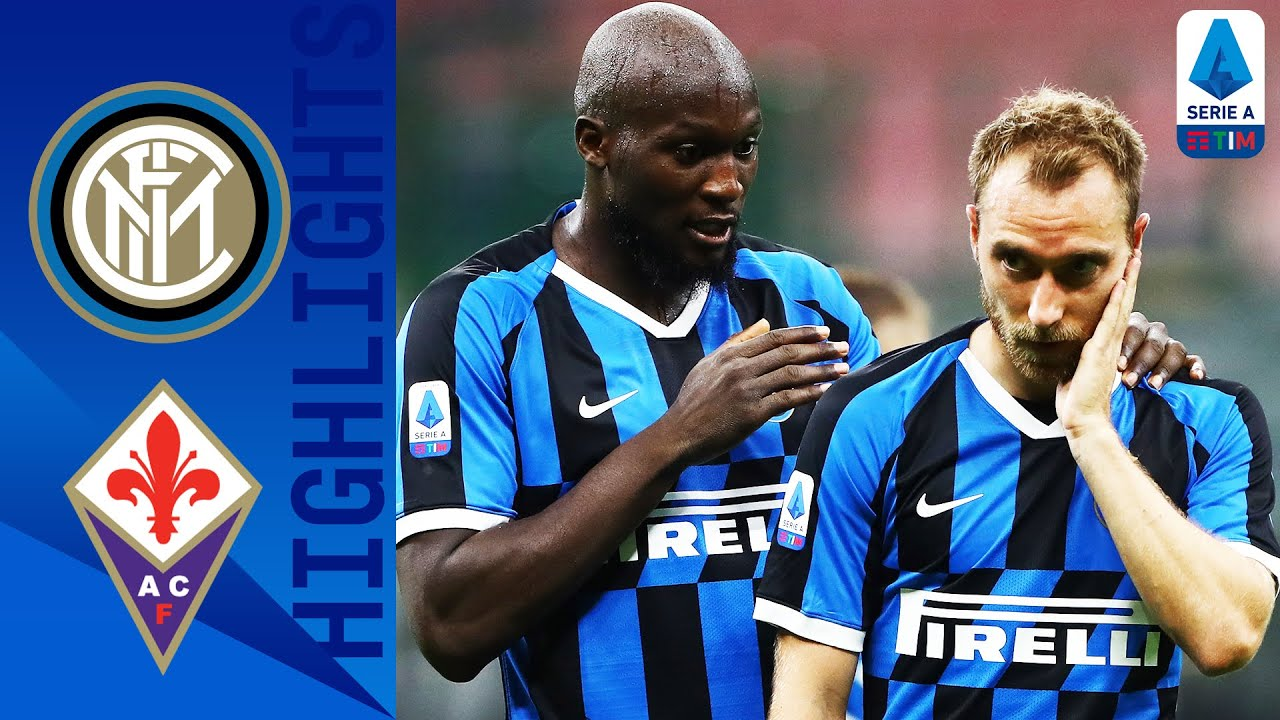 Inter 0-0 Fiorentina | Inter Miss Chance to Move into Second Place! | Serie A TIM