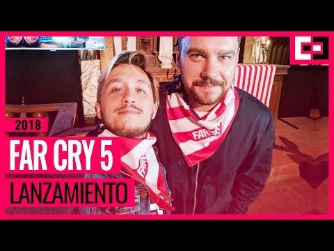 Far Cry 5 | Evento Lanzamiento en Argentina | Press Over