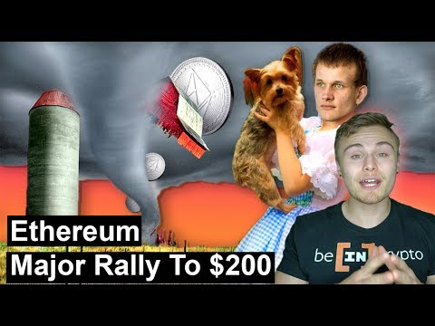 Ethereum MAJOR Rally to $200? (Price Prediction - May 2019)