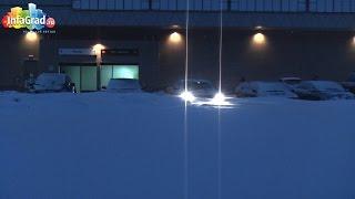 Погода меняется — снежный шторм в Архангельске(По информации от специалистов Северного УГМС, сегодня в Архангельске усиление юго-западного ветра порывам..., 2015-01-27T16:10:02.000Z)