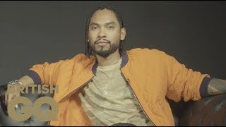 Miguel Talks Sex, First Dates and Tinder | How To Be A Man | British GQ