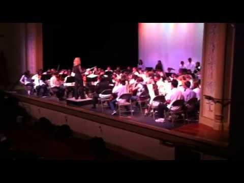 Redwood City CA Middle School Music