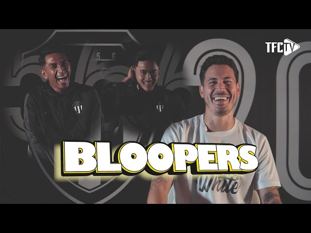 BLOOPERS : Why So Serious?