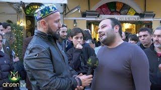 Ahsen TV Muhabiri CHP 39 li Karşısında Suspus Oldu