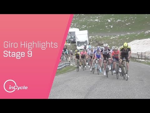 Giro d'Italia 2018 | Stage 9 Highlights | inCycle