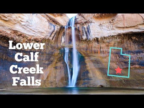 Lower Calf Creek Falls - Escalante, Utah