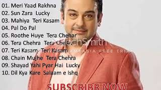Adnan Sami Album Best Songs All - TOP 10 ADNAN SAMI HIT SONGS | HINDI HEART TOUCHING SONGS/ 2020