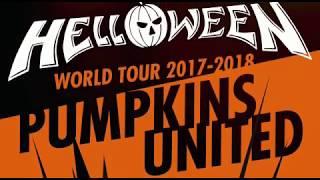 Helloween Pumpkins United World Tour 2018 - Kuala Lumpur, Malaysia