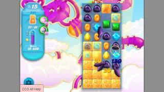 Candy Crush SODA SAGA level 361 no boosters