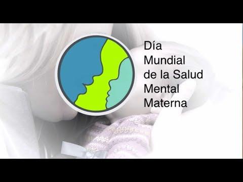 Campaña mundial de concientización de la salud mental materna.