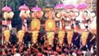 MALLU ROCK-PANCHARI MELAM-SUNG-SAMSHIVA-MUSIC-KRISHNA PRASAD