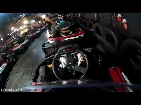Go Karting at TeamSport Tower Bridge