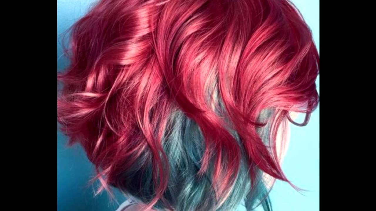 Teal Hair Dye Ideas And Variations Youtube