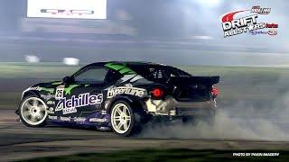 Hi-Tec Drift Allstars Series Rd 2, Sydney Motorsport Park - July 23rd 2016