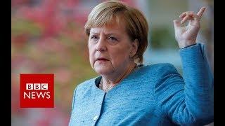 Angela Merkel's political challenges - BBC News
