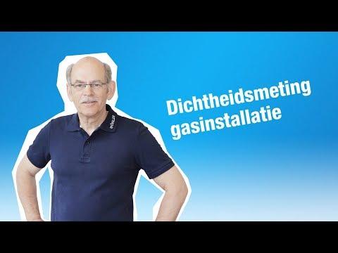 Wöhler DC 430 - Dichtheitsprüfung an Gasleitungen