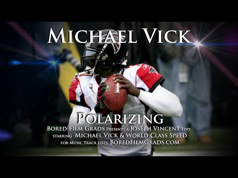 Michael Vick - Polarizing