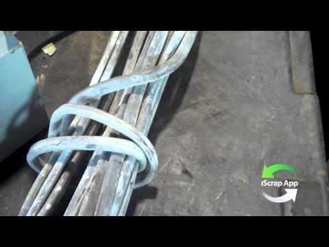 Lead Coated Copper Wire Scrap