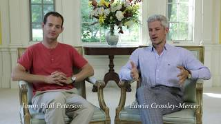 Gambar cover Wilde Songs -- Interview with Edwin Crossley-Mercer & Jason Paul Peterson
