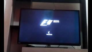 Mostrando o jogo formula 1 2011 Xbox 360