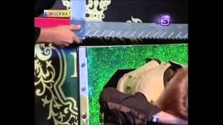 Трюк Распиливание. Артист театра Магия Анатолий Неметов
