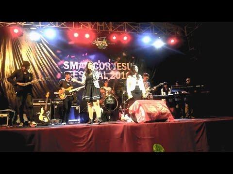 Glenn Fredly & The Bakuucakar - Rame-Rame/Timur (Cover by Winamp Band) @SMACOFESTMalang