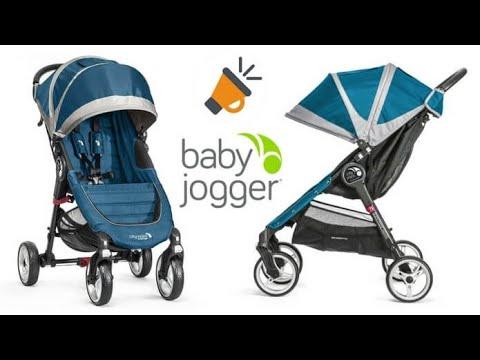 Baby Jogger City Mini 4 En Directo