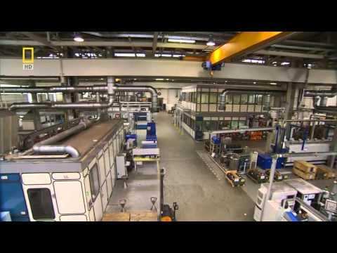 National Geographic Mega Fabrikalar Muhteşem Otomobil Bugatti Veyron Türkçe Dublaj 720p hdtv