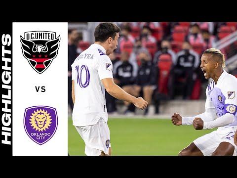 DC United Orlando City Goals And Highlights
