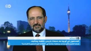 أحمد عويمر: منفذو الاعتداءات الإرهابية لا يترددون على المساجد