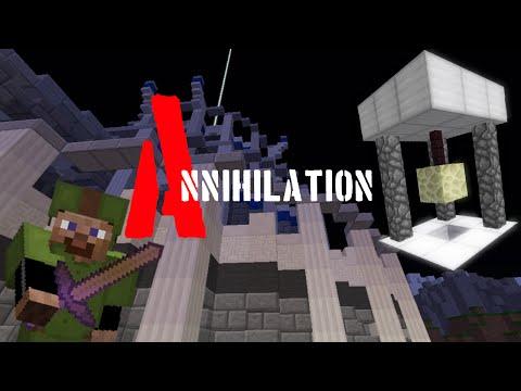 Minecraft Annihilation SUOMI - Osa 13 - Tehdään Skybridge