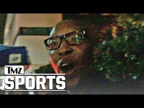 Sam Cassell- Get Off My Big Balls, NBA...STOP FINING GUYS FOR MY DANCE | TMZ Sports
