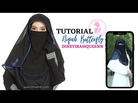 Niqab tutorial  by Dinsyirahqueen