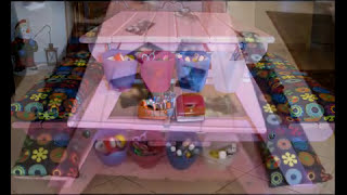 DIY - HOMEMADE KIDS PICNIC TABLE - Papilos m