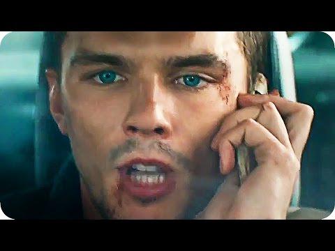 COLLIDE  2016 Nicholas Hoult, Felicity Jones Action Movie