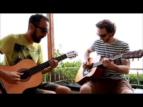 Metallica Acoustic Medley Cover with Classical and Acoustic Guitars