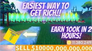 EARN 100K IN 2 HOURS JUST BY LOGGIN IN USING THIS METHOD! Roblox Dragon Adventures