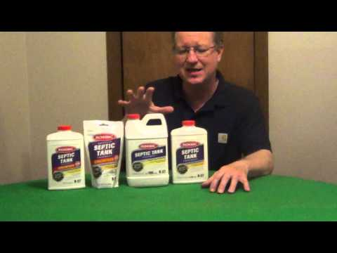 Septic Tank Additives in Clinton