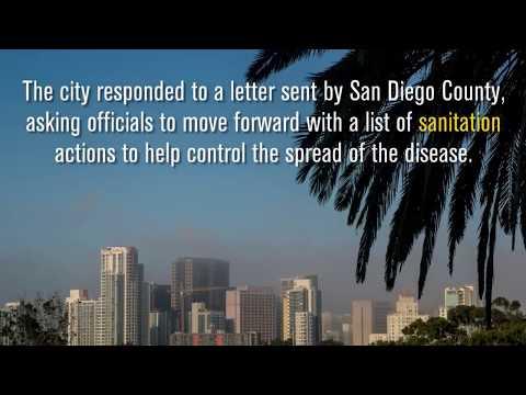 Download Youtube: After 15 Die In Hepatitis Outbreak, San Diego Begins Sanitary Street Washing   Los Angeles Times