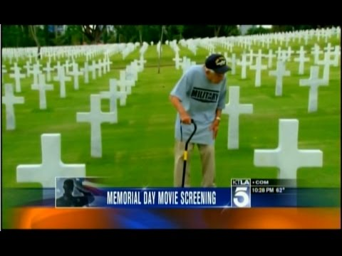 KTLA Memorial Day WWII Veteran Leon Cooper Return to the Philippines Premiere
