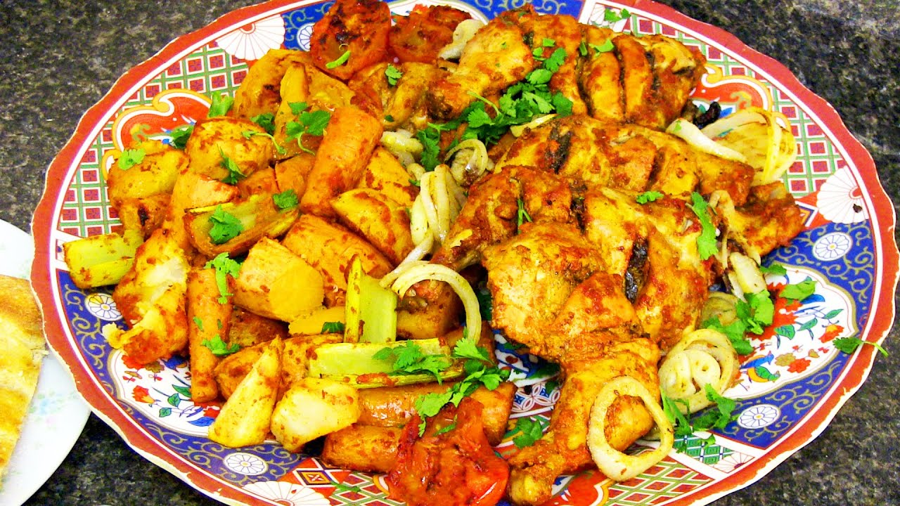 Afghan chicken kabob special request chicken recipe youtube forumfinder Choice Image