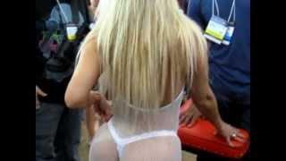vuclip Catia Carvalho - Erotika Fair 2012 II