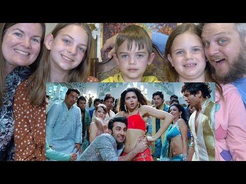Yeh Jawanni Hai Deewani Trailer | Family Reaction
