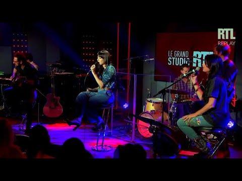Nolwenn Leroy - La Rua Mudureira (Live) - Le Grand Studio RTL