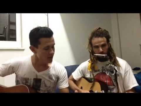 You And Me - Lifehouse Cover + OUTTAKES - Morgan Flinchum and Lucas Fernandes