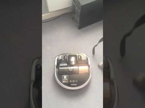 Samsung Powerbot Vr 9000 Wheel Issue