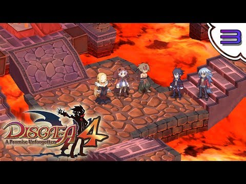 RPCS3 Emulator - Disgaea 4: A Promise Unforgotten (Vulkan) [1080p] - Sony PS3 - 동영상